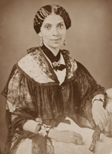 Mary Smith Peake, educator and co-founder of Hampton University