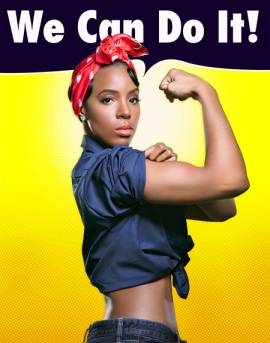 we can do it kelly rowland