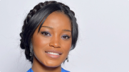 Keke Palmer, the first African-American woman to play Cinderella on Broadway.