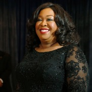 Shonda Rimes, first black woman to create some Top 10 network TV series, such as Grey's Anatomy and Scandal.
