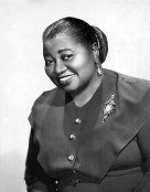 "Hattie McDaniel: ""Faith is the black person's federal reserve system."""