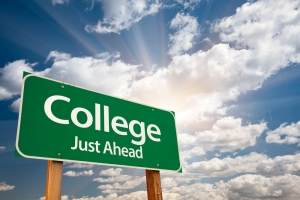 college