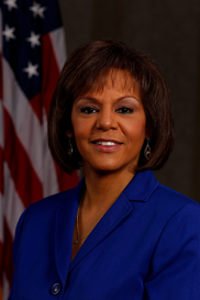 US Representative Robin Kelly (D-Ill.)
